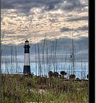 Tybe Island / Lighthousr