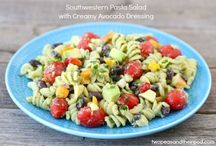 Summer foods-Salads