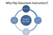 Flip classroom instruction / by Cindy Stohs