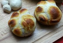 Rolls, dinner rolls, and other bread recipes