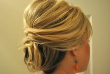 hair styles / by Michelle Brown