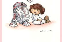 Star Wars / by Erica Facer