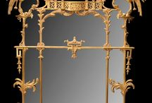 Thomas Chippendale / Most notable furniture maker of the 18th Century.