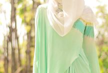 Trend busana muslim + hijab