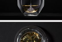 Glass shots & bottle design - Research / Shots & bottles