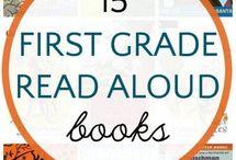 First Grade Read Aloud Books