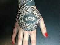 Hand Tattoo / hand tatto inspo / by Yolanda