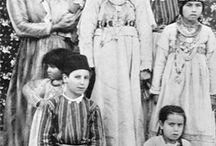 Assyrian brides / Traditional Assyrian dress