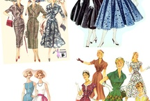 Vintage patterns / Classic style and design.