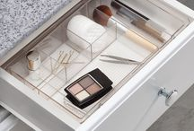 Drawers - makeup organisers