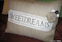 Pillows / by Judy Amar
