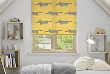 Window coverings in Nurseries / Beautiful inspirational images for your new nursery!