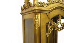 Display Cases! / This is a collection of our favorite display cases and China Cabinets. www.fabulousandbaroque.com
