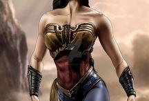 "Wonder Woman  ""Injustice"""