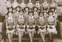 Fashion on the Ration / World war 2, WWII, nursing, ATS, women's fashions
