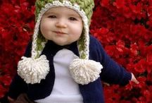 Crocheted Hats & Headwear / Crocheted hats, headbands, earwarmers, and more.