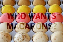 French Macarons / by Ketutar J.