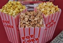 popcorn receipes