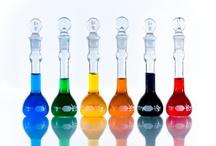 Science / I'm a Biochemistry major, so I had to! / by Lindsey Markus