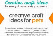 Craft ideas for pets / Kreatív ötletek háziállatoknak / Craft ideas for pets! ( DIY pet furniture, handmade dog toys / cat toys, homemade cat food and dog food,birdhouses etc ) For more craft ideas visit our site: http://www.mindy.hu/en ◄◄ ║ ►►Háziállatokkal és állatokkal kapcsolatos kreatív ötletek (Ha magyarul szeretnéd látni az ötletek leírását a Mindy oldalán: a Mindy-n a menü alatti szürke sávban az oldal tetején találhatod a nyelvváltás gombot!) Még több kreatív ötlet: http://www.mindy.hu/hu
