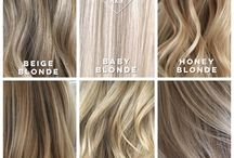 99 SHADES OF BLONDE