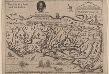 Maps of Virginia / All images are sourced from the University of Virginia Library digital repository.  All items are housed in the Albert and Shirley Small Special Collections Library, University of Virginia.