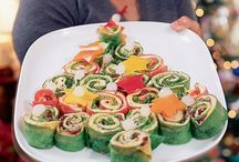 Finger food for parties