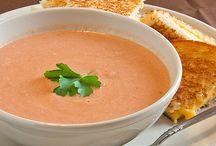 Recipes: Soup / Soups are so delish