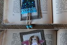 Bookmarks for books / Bookmarks for books