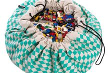 Play&Go / he Play&Go bag is a simple and effective solution to toy storage, and its lots of fun. A 2 in 1, toy storage bag that double's as a play mat is every child's dream.