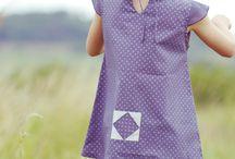 Collection Capsule Grains de Couture par Une idée derrière la tête / Des petits vêtements d'enfants, en vente en série très très limitée, issus du livre Grains de Couture Pour Enfants (Ivanne Soufflet), et interprétés librement par Une idée derrière la tête