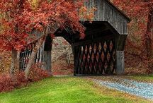 covered  bridge   Pontes cobertas
