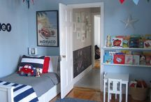 Toddler room / Toddler boys room