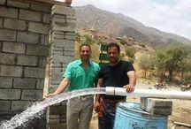 UN DEVELOPMENT - THESE SOLAR PUMPS BRING AFFORDABLE CLEAN WATER TO HELP YEMEN WAR RELIEF