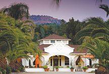 Indian Springs spa in Calistoga, CA / by Deborah Bessette
