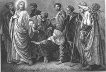 Alexandre Bida - Illustrations of the Life of Christ / Peintre et graveur français