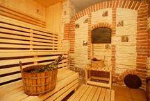 Russian sauna - Русская баня