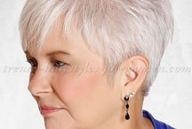 Hairstyles Over 60