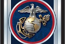 US Marine Corps Man Cave Decor and Tailgating Gear / Get the latest decor and games for your United States Marine Corps Man Cave, as well as great Marine Tailgating Gear