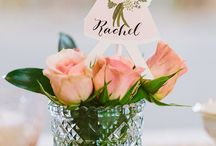 Bridesmaid luncheon ideas / by Rachel Mello