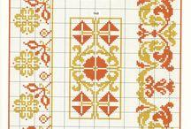 wzory na obrus