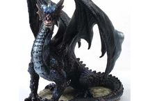 Figurines de dragons / Images de figurine dragon. Décoration Collection créature heroic fantasy
