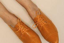 zapatos de piso