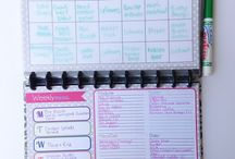 Organized and in Love with Order / by Amy Morgason