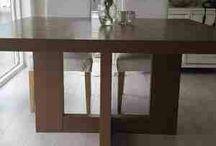 Kvadratisk spisebord