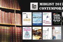 Bücher Contempoary / Vorstellungen zeigenössischer Bücher