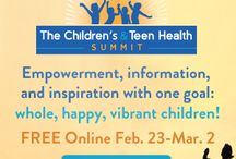 Health Summits / Health, Wellness, Business and Lifestyle Transformation Learning through FREE Online Summits
