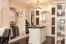 High-end Walk in Closets / High-end fashionable walk in closets