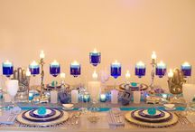 Hanukkah party ideas / Everything you need to throw the perfect Hanukkah party