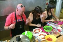 Cobb Cooking Experience - Sat 6 Dec 2014. / Cobb cooking experience at Villiera Wines on Saturday 6th of December 2014, for our Wine Club Members.